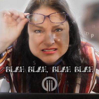 Blah Blah Blah Blah - OLDER